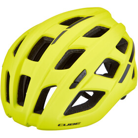 Cube Roadrace Helmet yellow